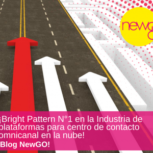 Bright Pattern N°1 en la Industria!