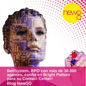 BellSystem, BPO con más de 30.000 agentes confía en Bright Pattern